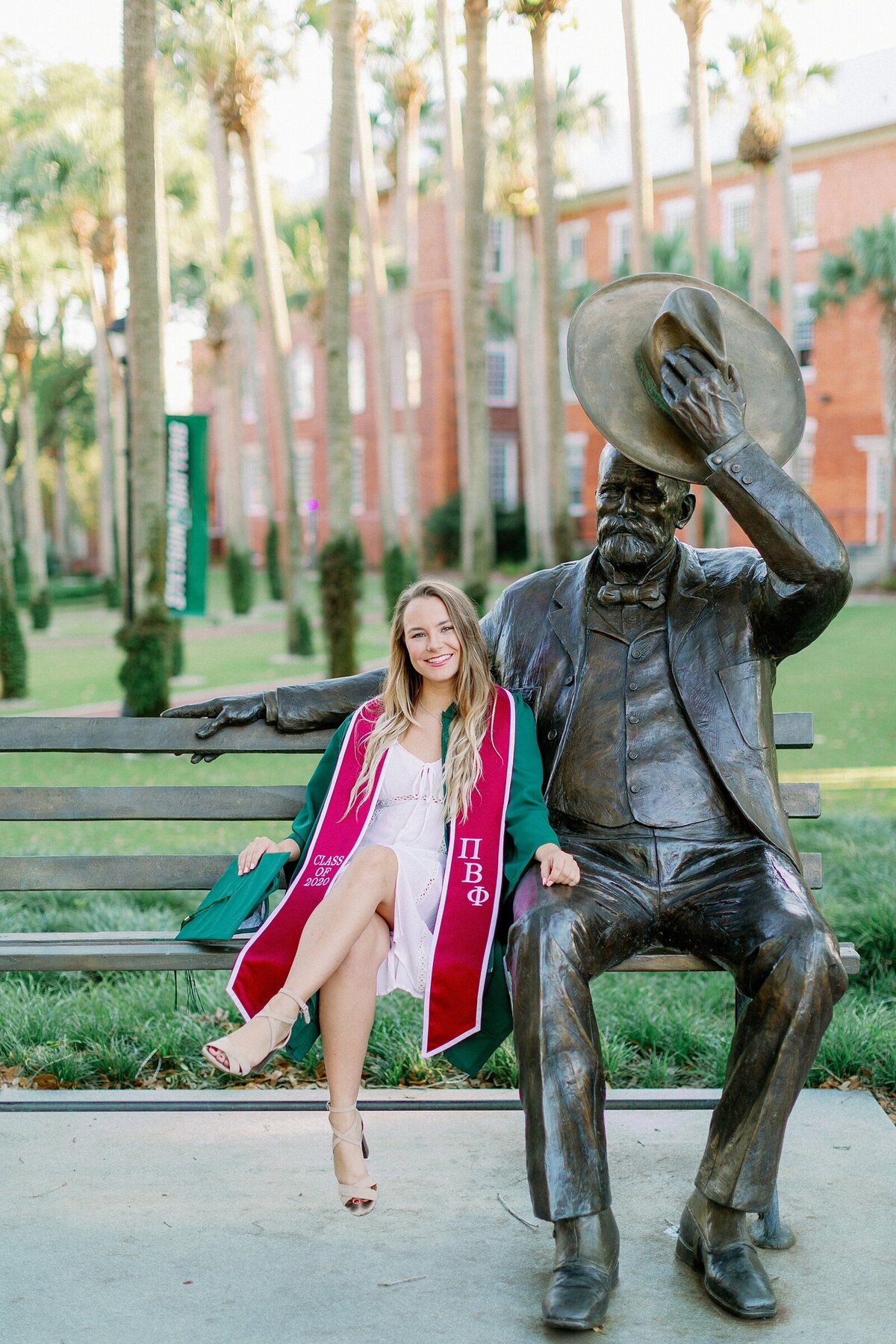 IPhillips Stetson College DeLand Florida Senior Portraits Photographer Casie Marie Photography-49