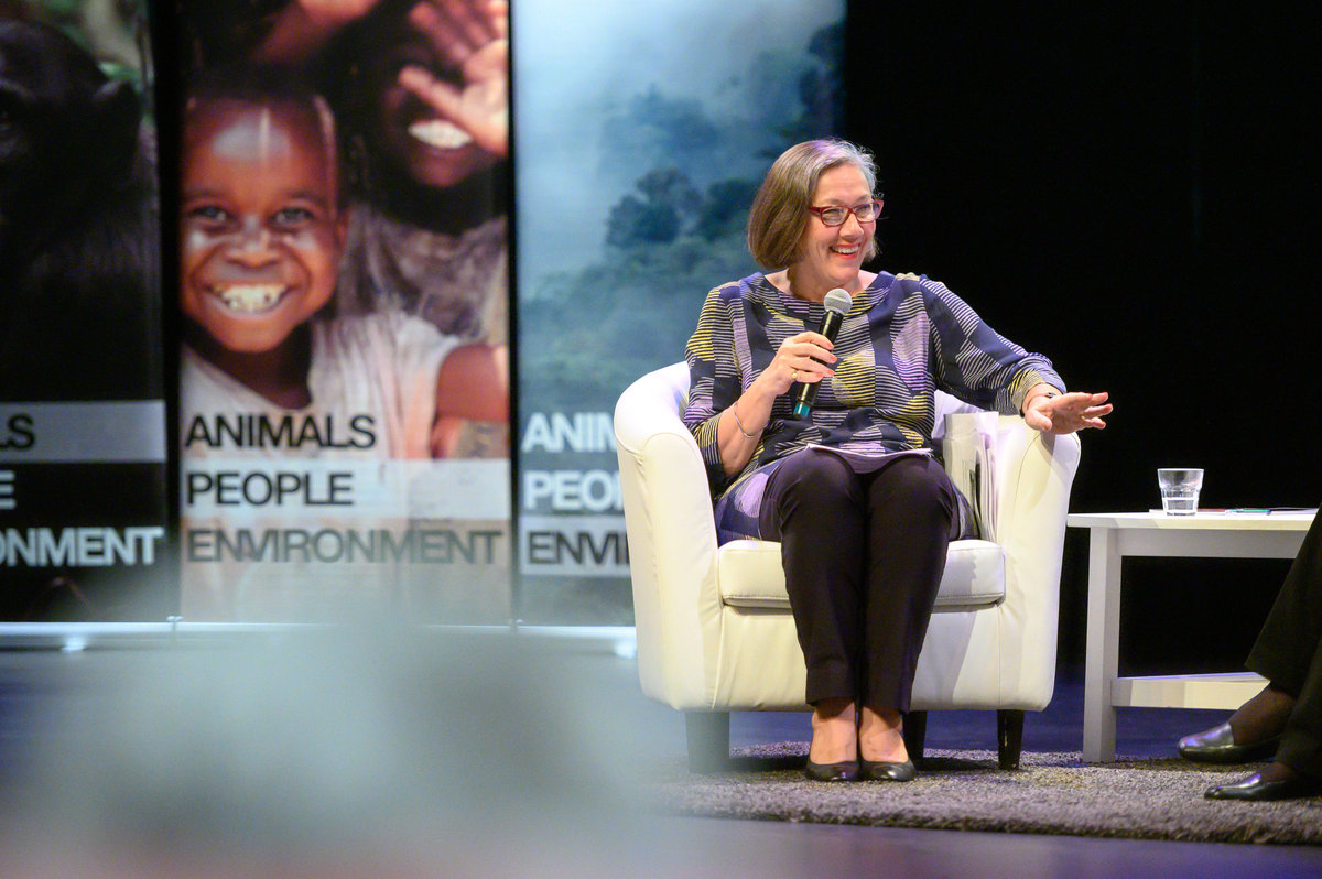 Jane Goodall in Ottawa by Brittany Gawley-80