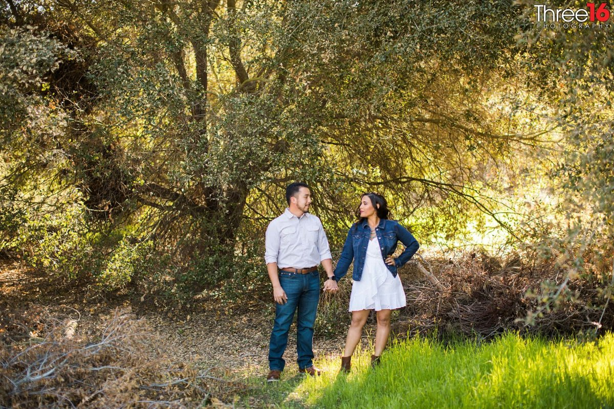 Laguna Coast Wilderness Park Engagement Professional Beach Session_1
