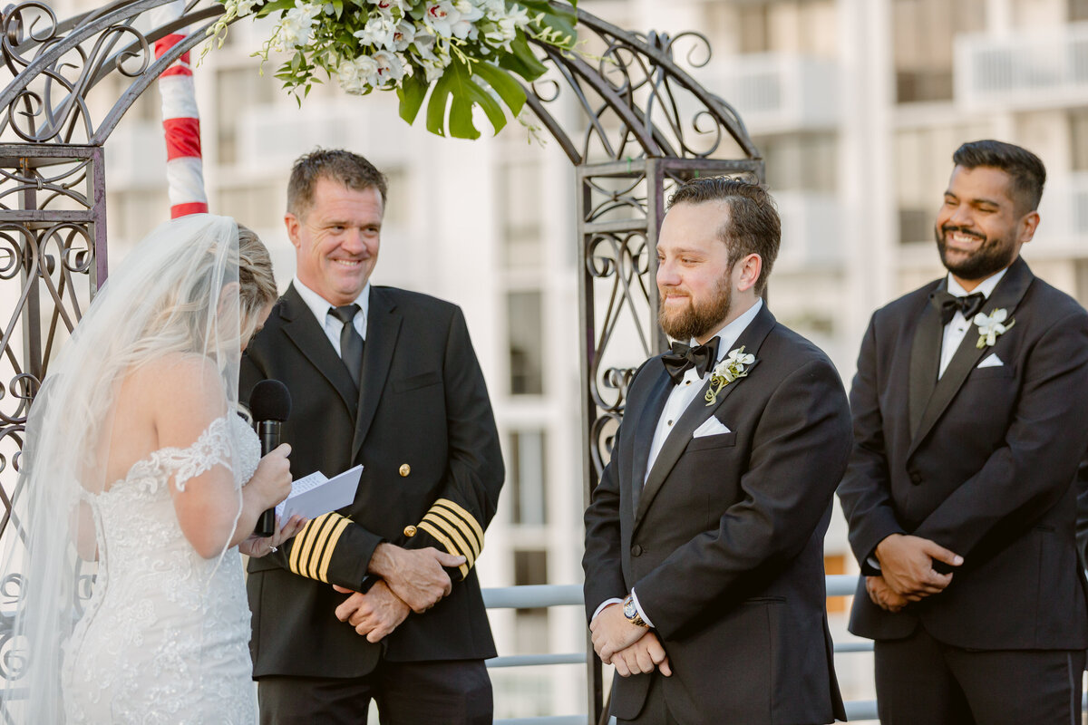 Wedding at the Grand Floridian in Lake Buena Vista, Florida 53