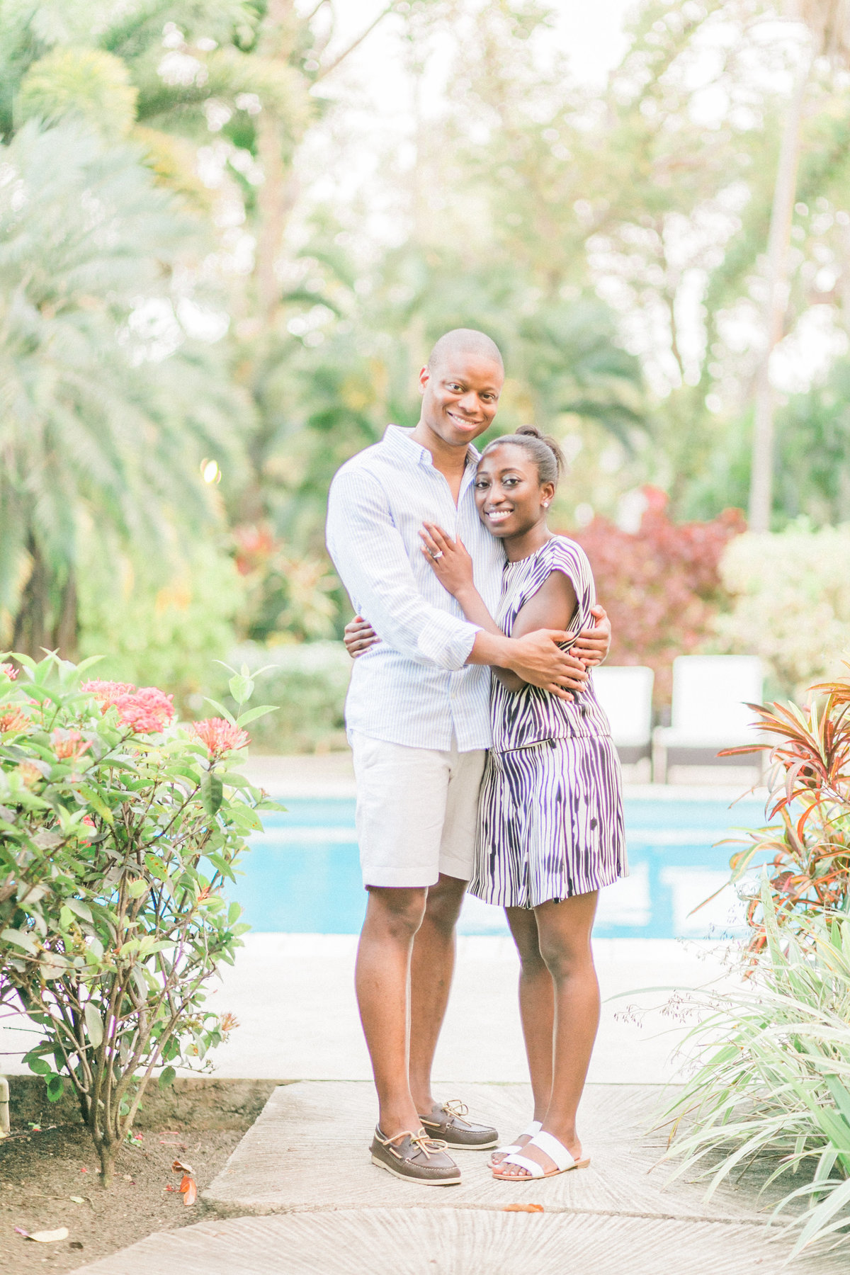 Barbados Private  Villa Destination Engagement Photos