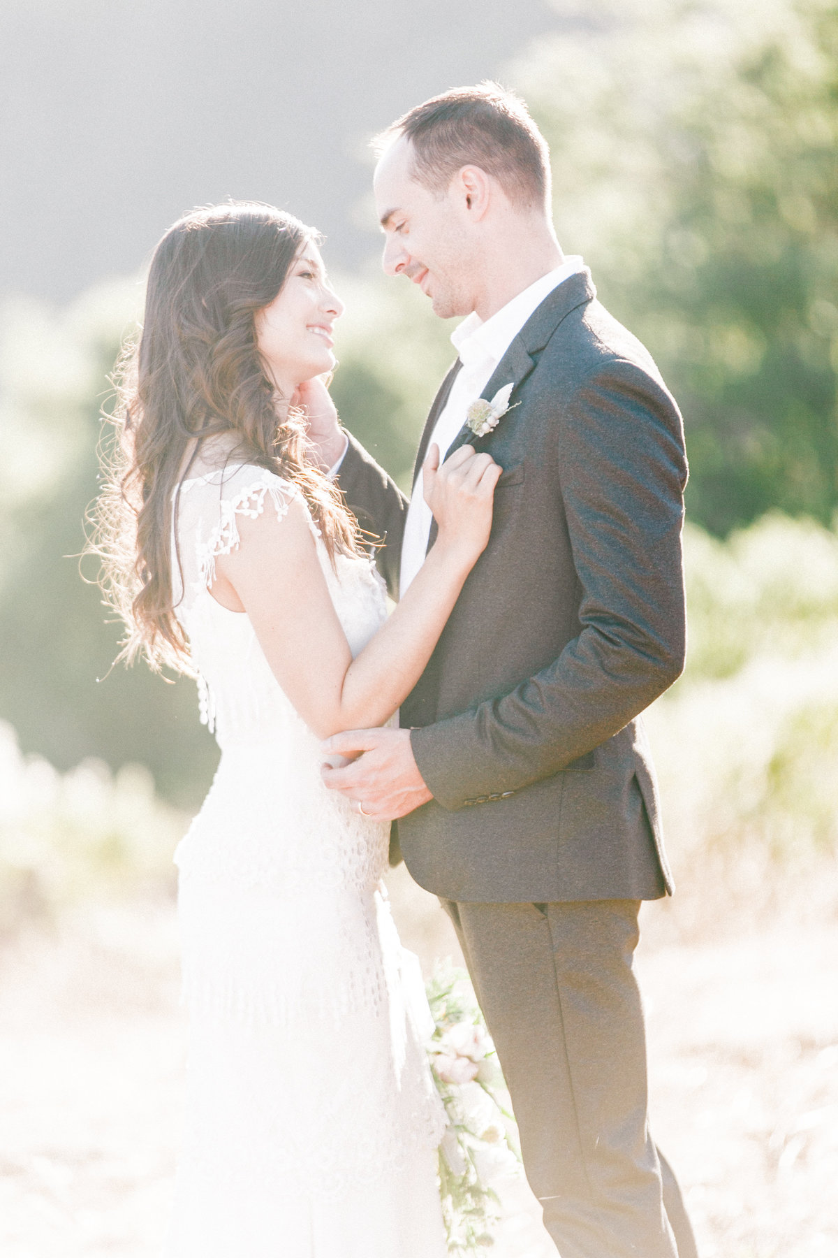 Santa Cruz Mountain Wedding
