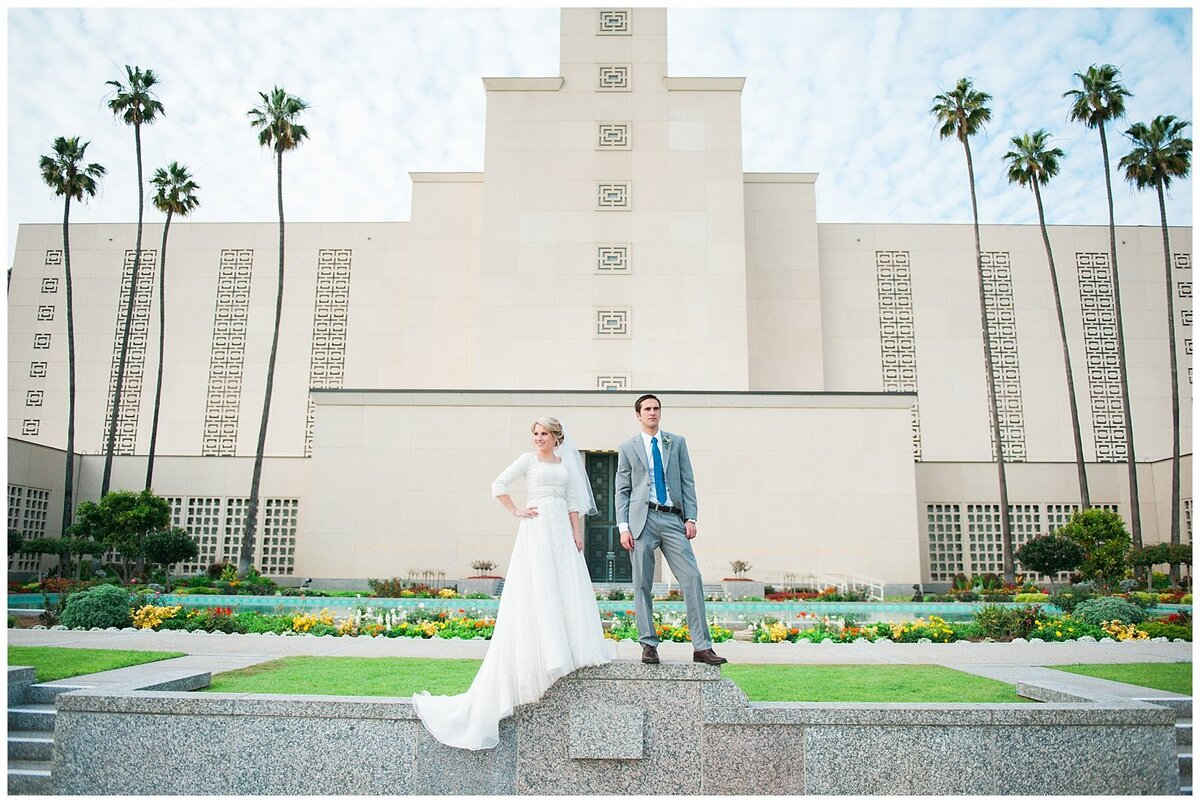 Southern California Rancho Cucamonga los angeles temple wedding photographer pictures011