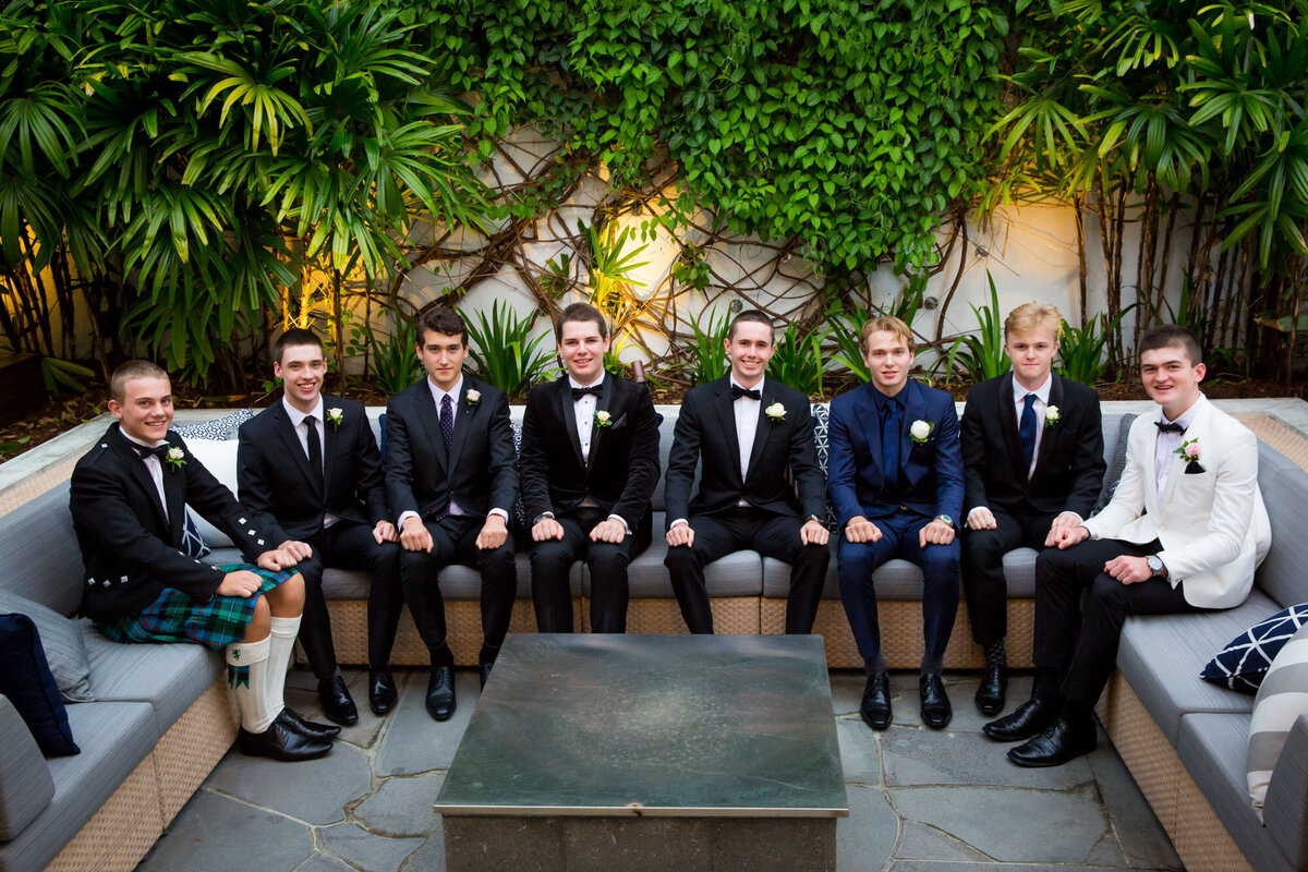 Indooroopilly State High School Pre Formal Photographer