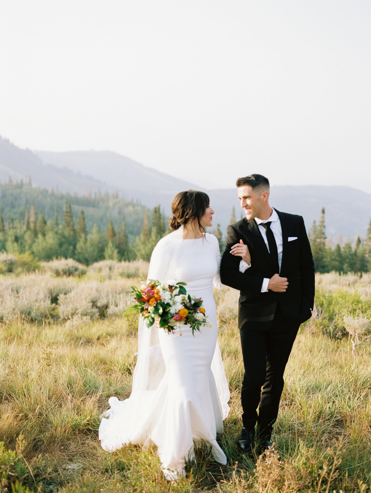 Kylie and Mitch Utah Bridal Session 13