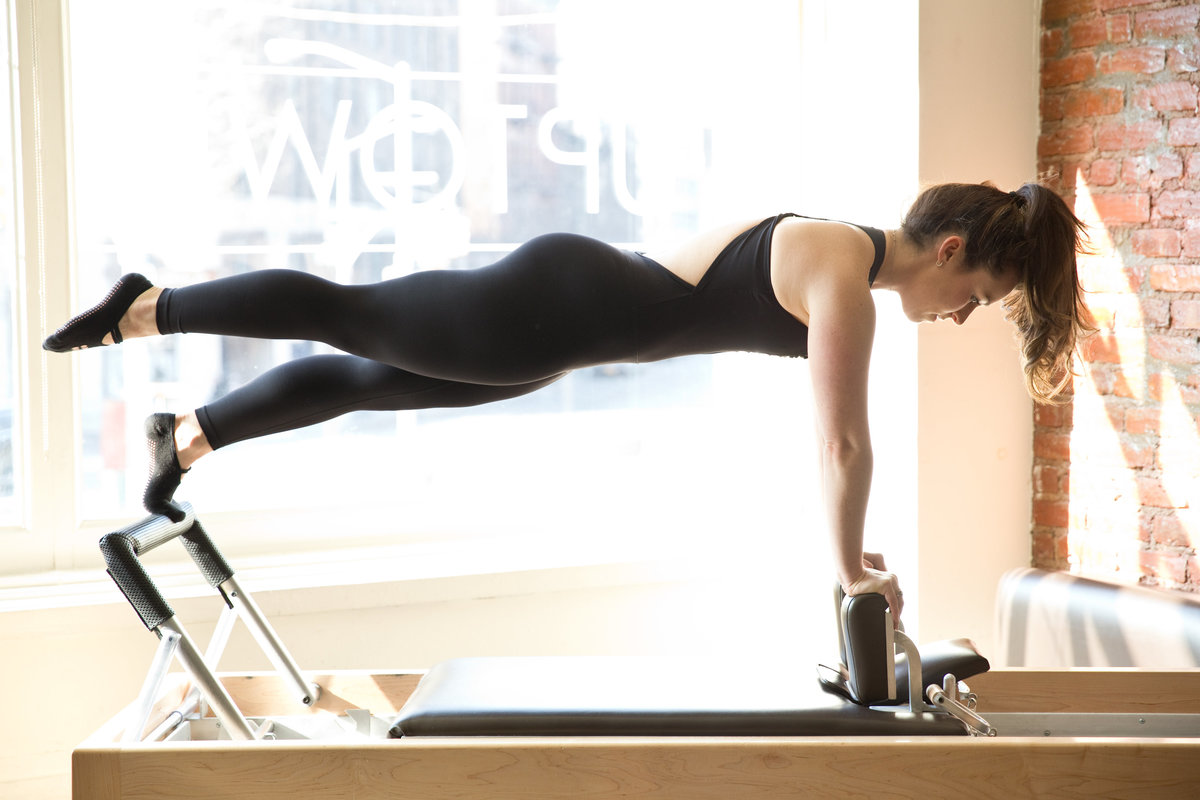 NYC Pilates Photography