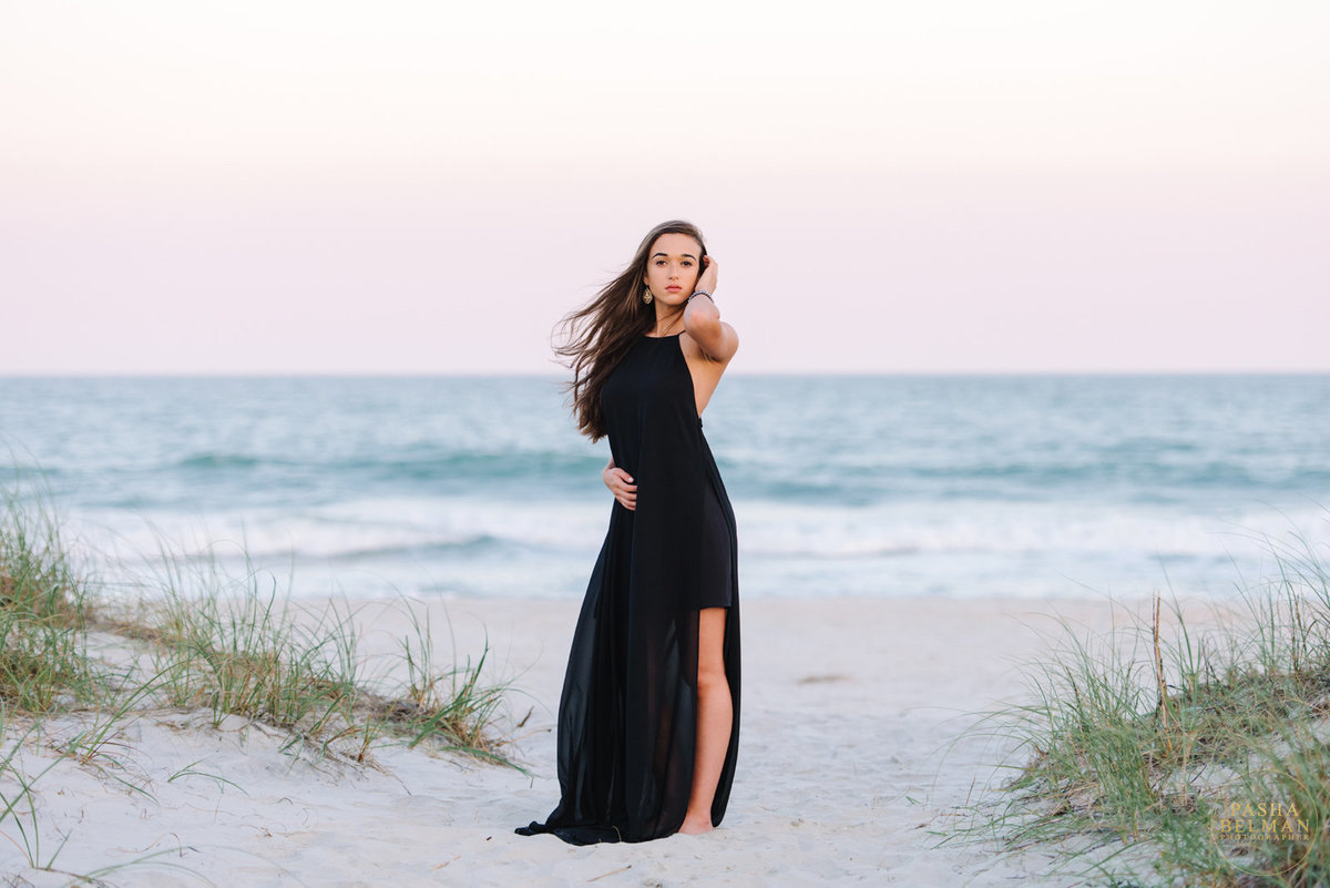 North Myrtle Beach High School Senior Photography by top Myrtle Beach Senior Photographers at Pasha Belman Photography-5