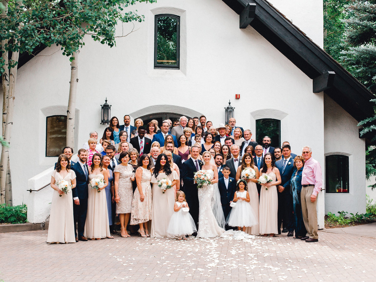 Sonnenalp Hotel Vail Wedding
