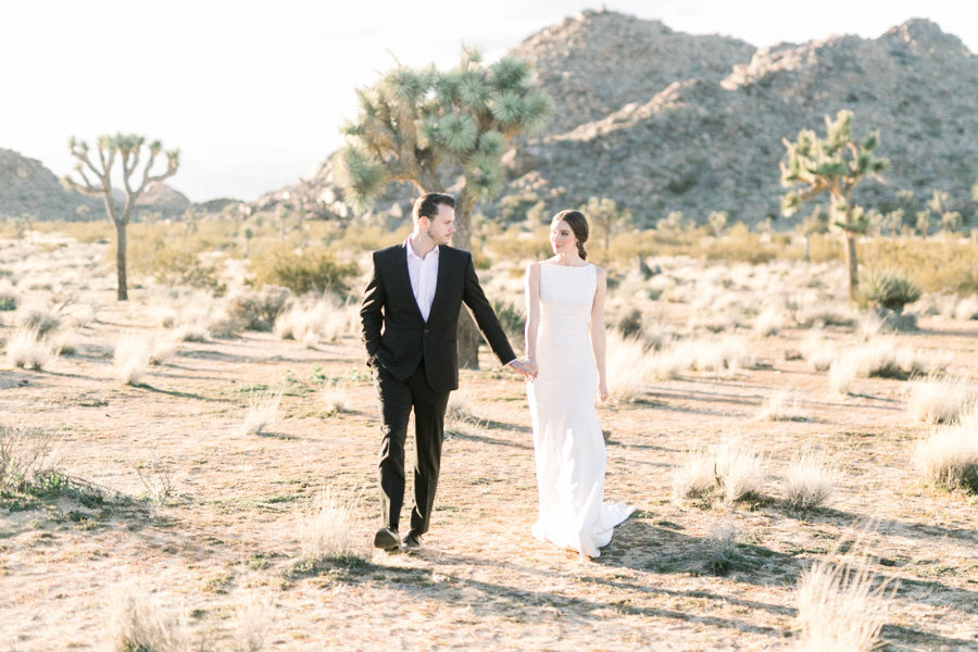joshua tree engagement session-23