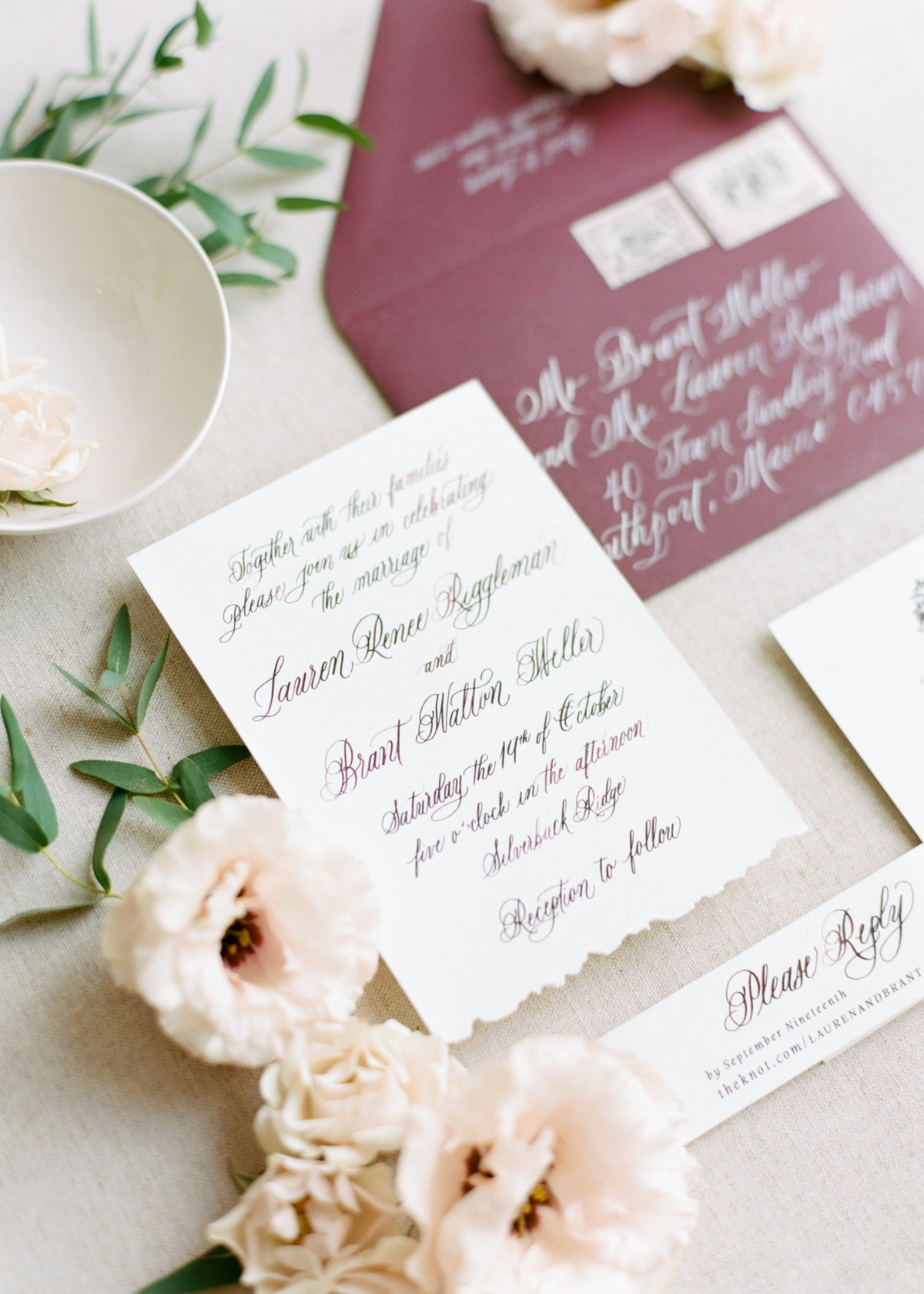 The Mallory's Photo, Kindly Letter Co, Virginia Wedding