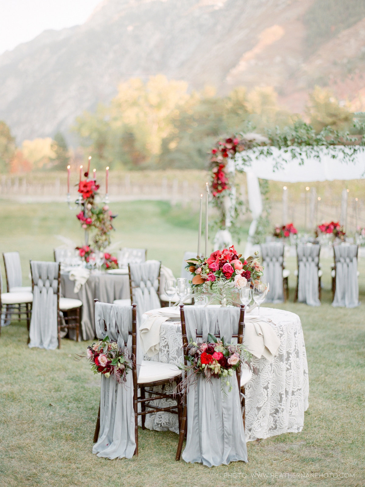 Utah Florist_Romantic Vineyard Wedding_Red Wedding Ideas-0220