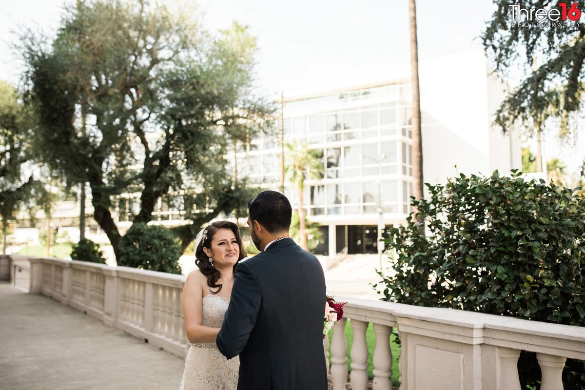 Los Angeles Wedding at the Ebell_1
