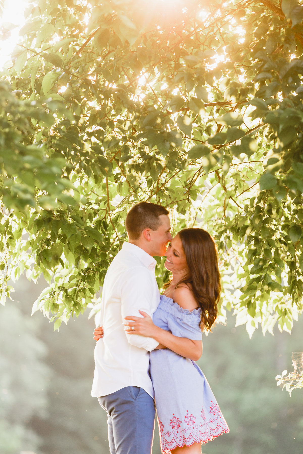Springton Manor Engagement Session Chester County PA 13