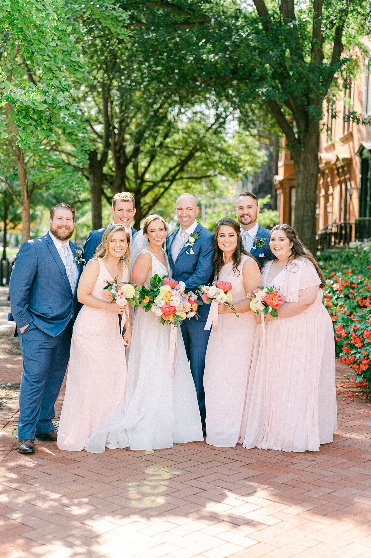 Jennifer Bosak Photography - DC Area Wedding Photography - DC, Virginia, Maryland - Jeanna + Michael - Decatur House Wedding - 9