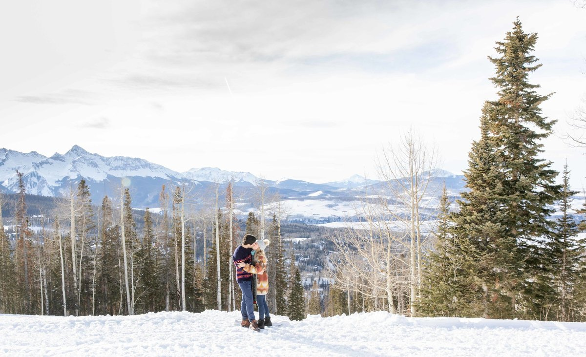 telluride engagement photographer