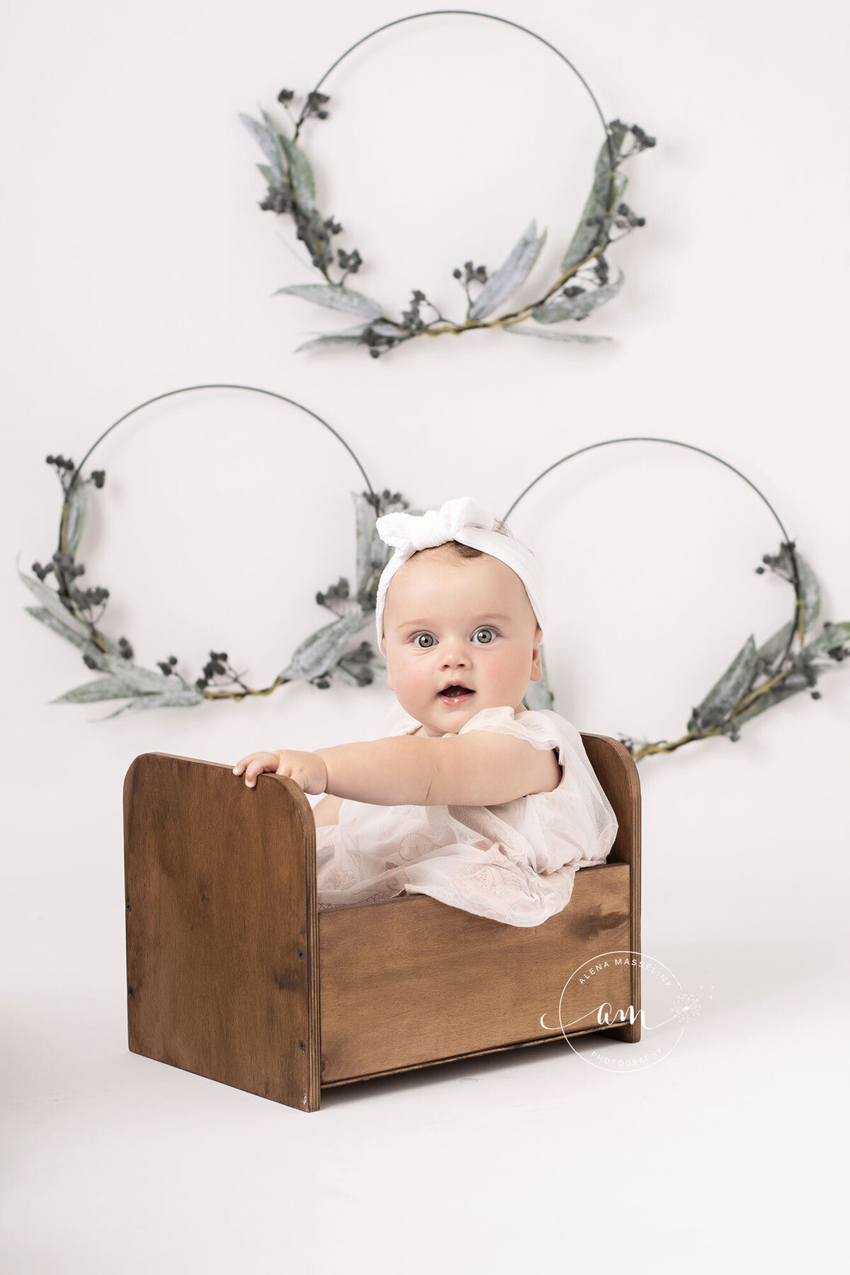 baby photo shoot in Leiden