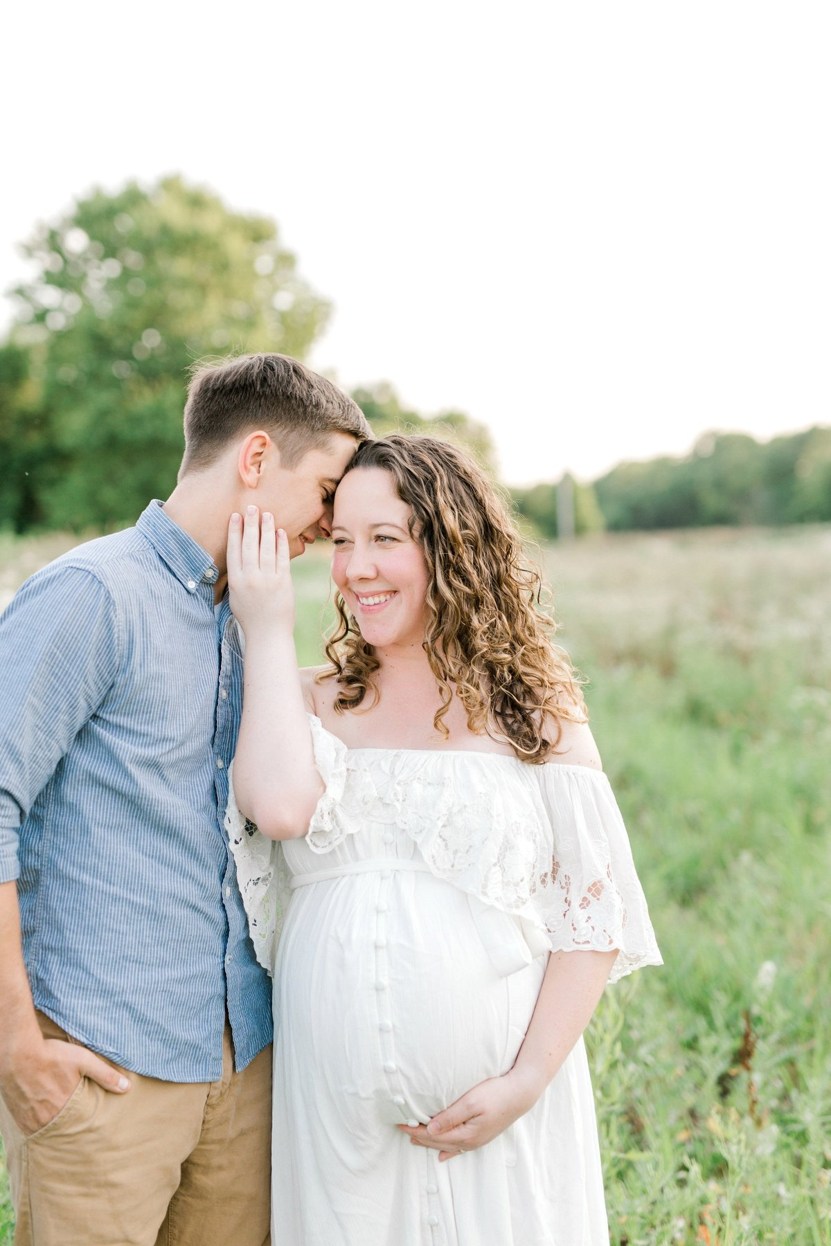 ETHEREAL SUMMER MATERNITY SESSION | MECHANICSBURG MATERNITY PHOTOGRAPHER_0968