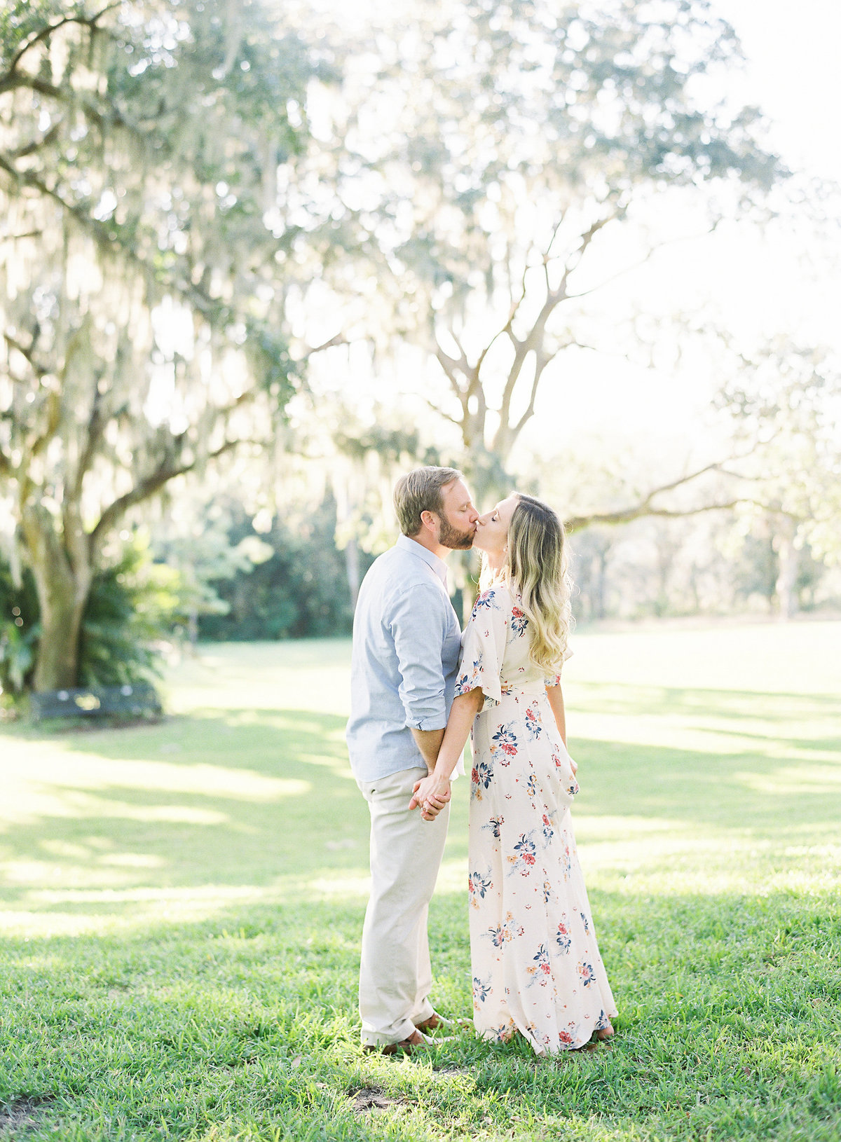 Bok_Tower_Garden_Film_Fine_Art_Engagement_Session-13