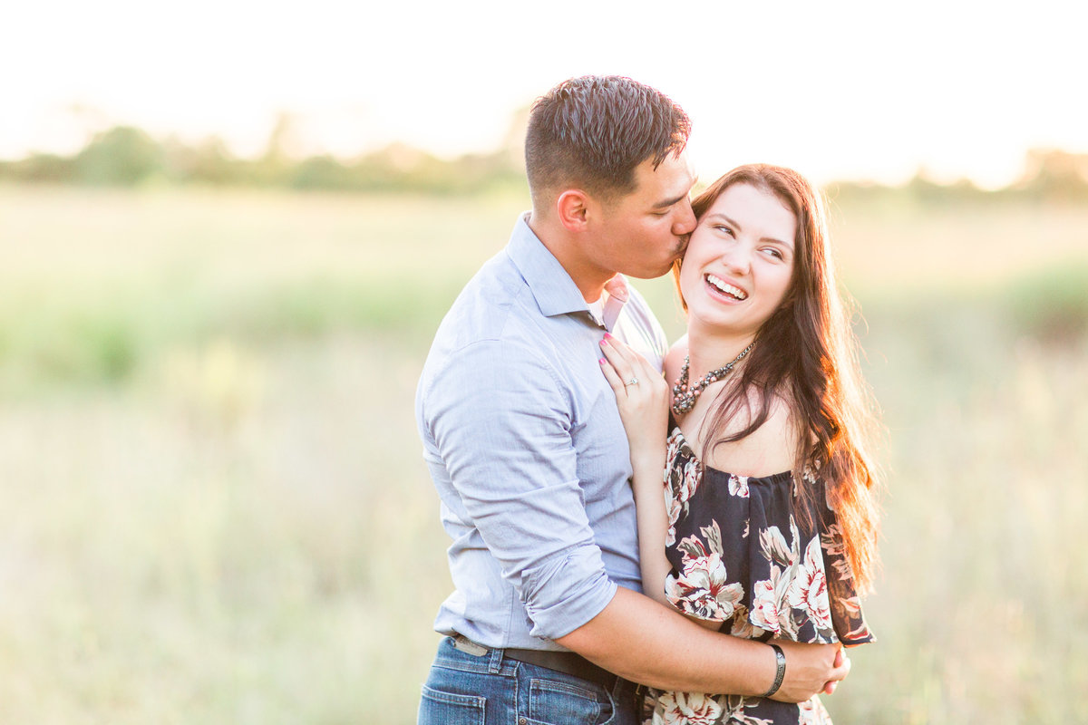 A Boerne Engagement Session at Cibolo Nature Center by Allison Jeffers Wedding Photography_