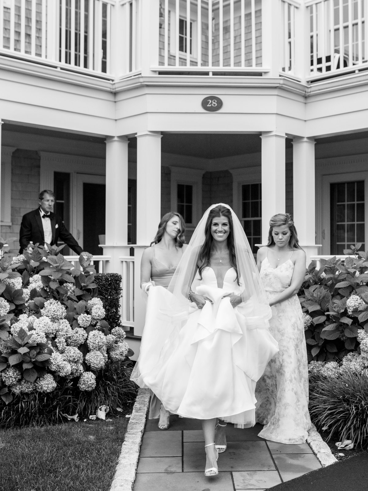 Iconic Jackie Kennedy Inspired Wedding photo for Cape Cod wedding weekend by top destination wedding planner Always Yours Events