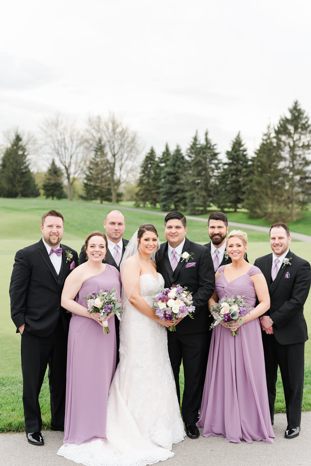 Toledo Wedding With Event Prep Amanda Collins Photography Heatherdowns Country Club 14