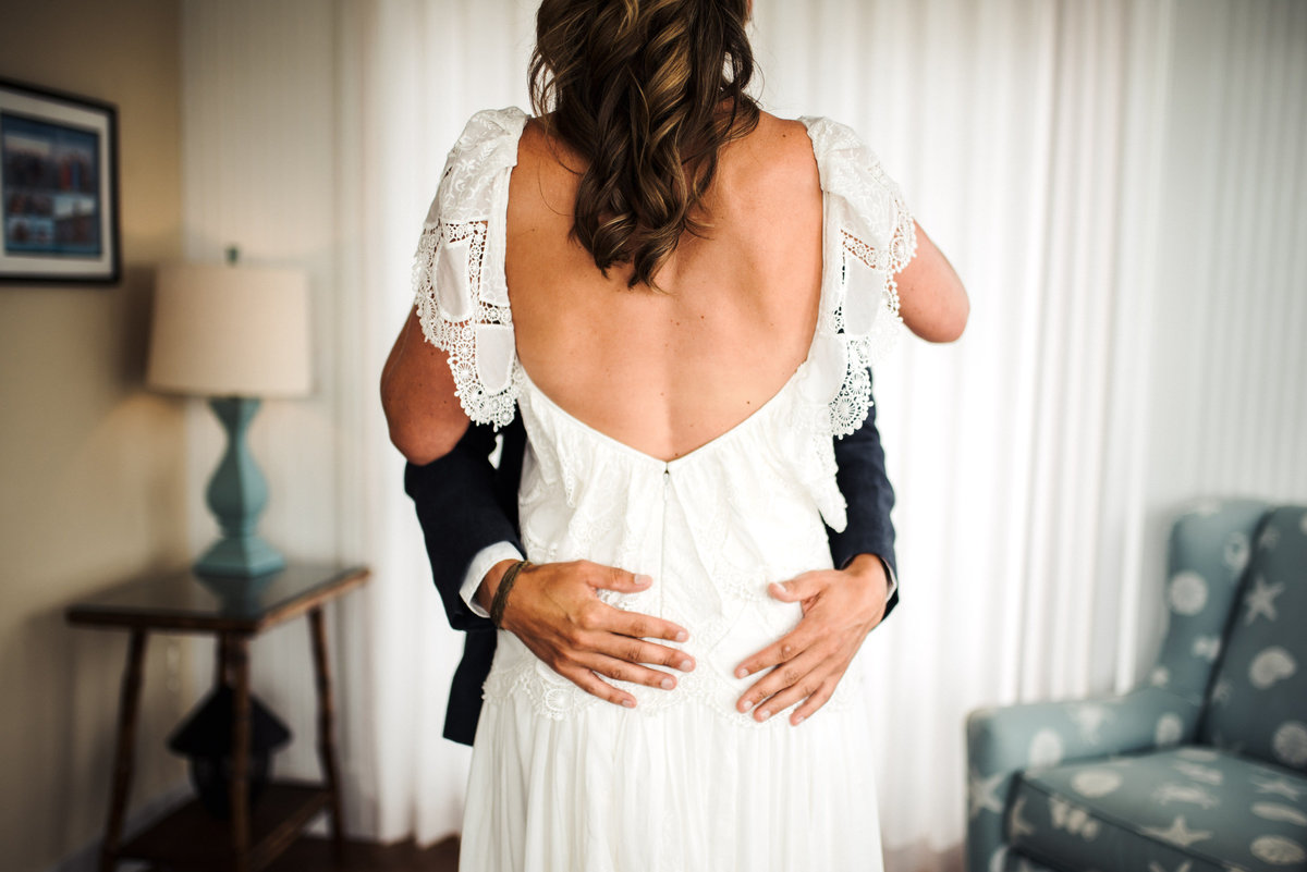 Outer Banks Whalehead Club Wedding 53