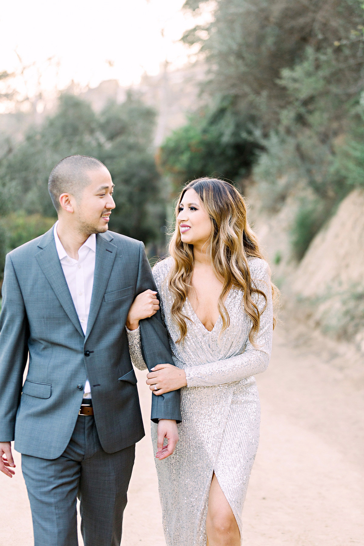 griffith park engagement session 1 m