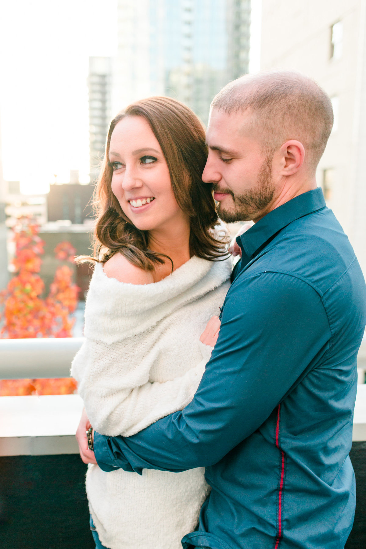 Downtown Seattle Engagement Session_0052