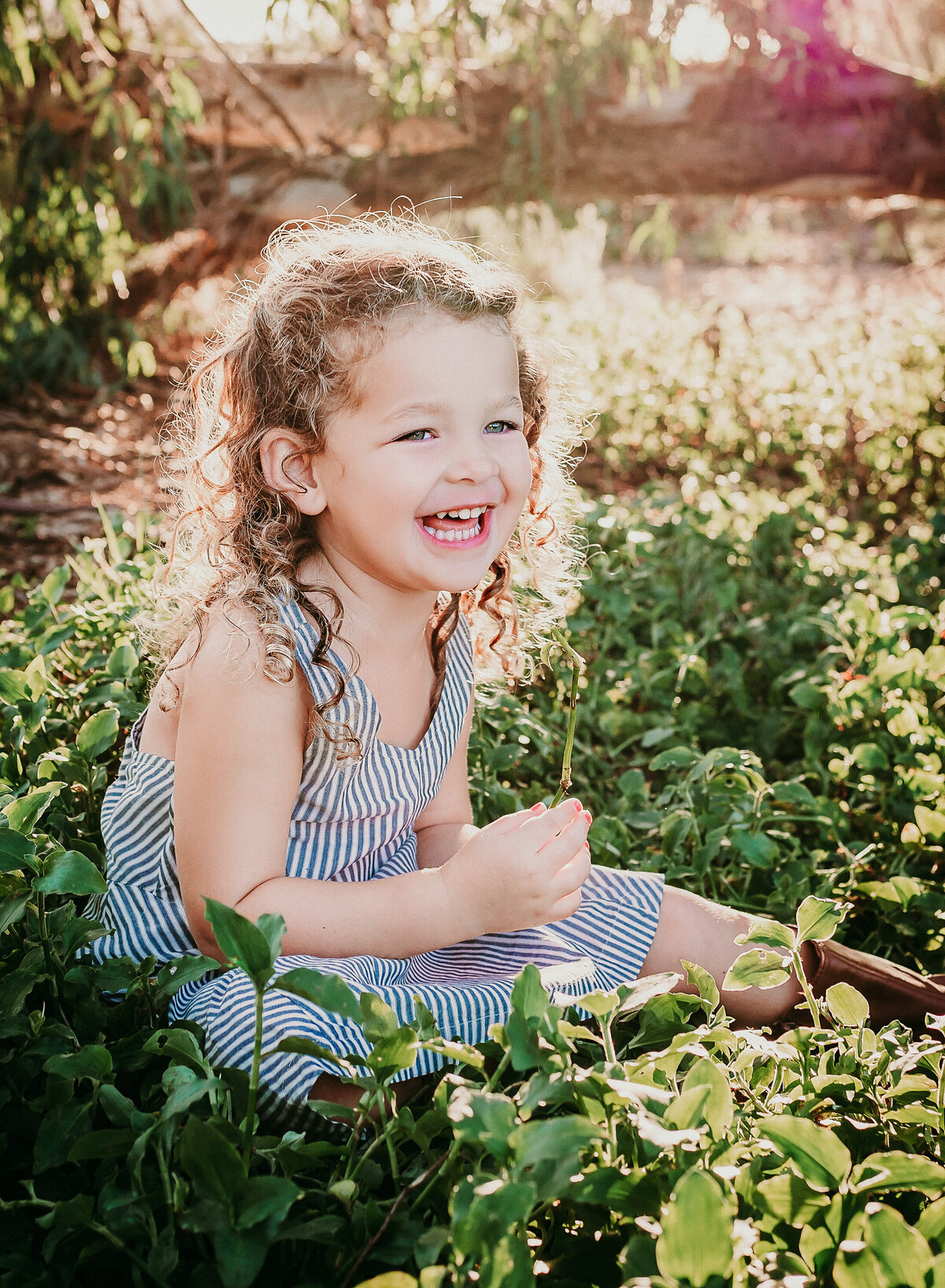 Carlsbad Family Photographer little girls and curls-4