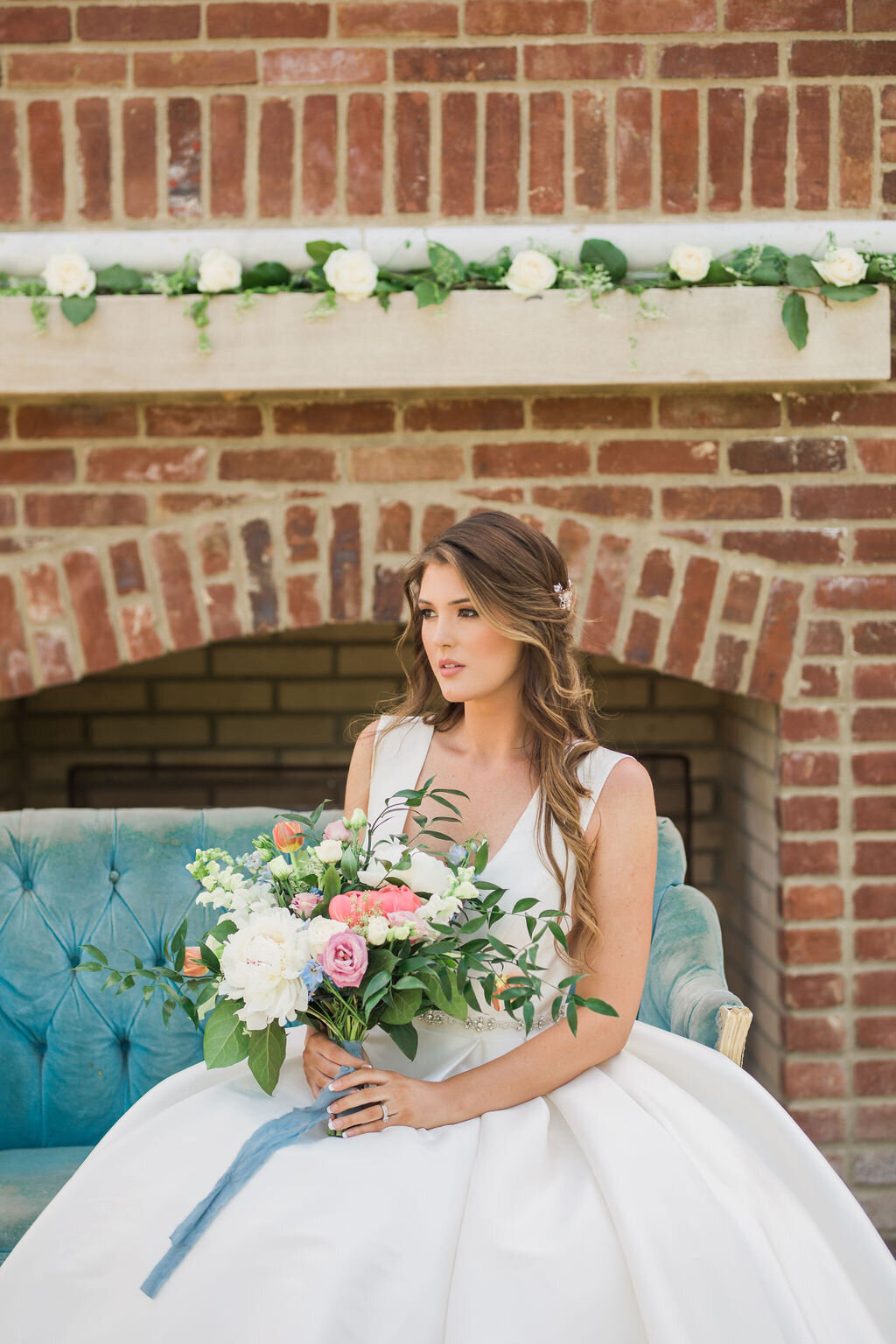 Lynwood Estate - Luxury Kentucky Wedding Venue - Fine Art Bride 00017