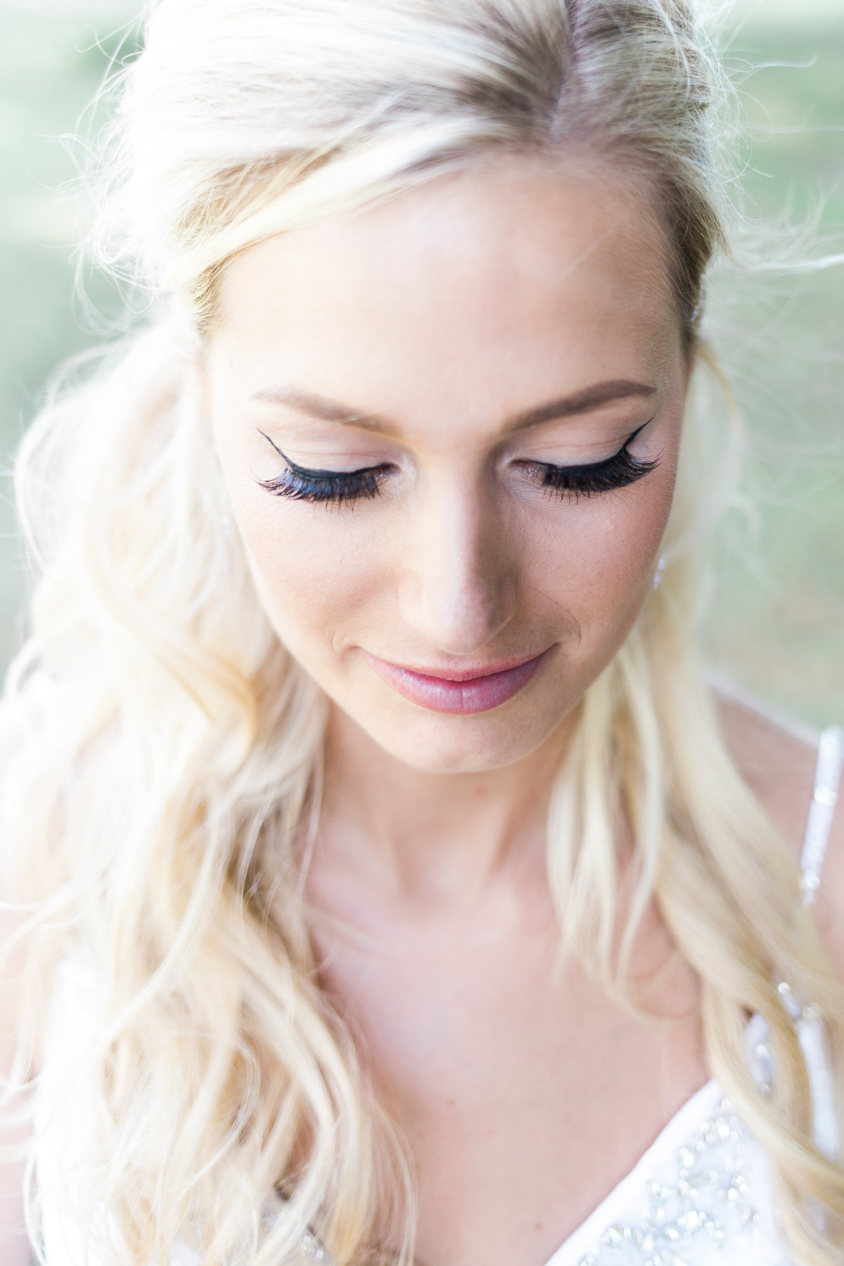 Bride Portrait by Grand Rapids Wedding Photographer