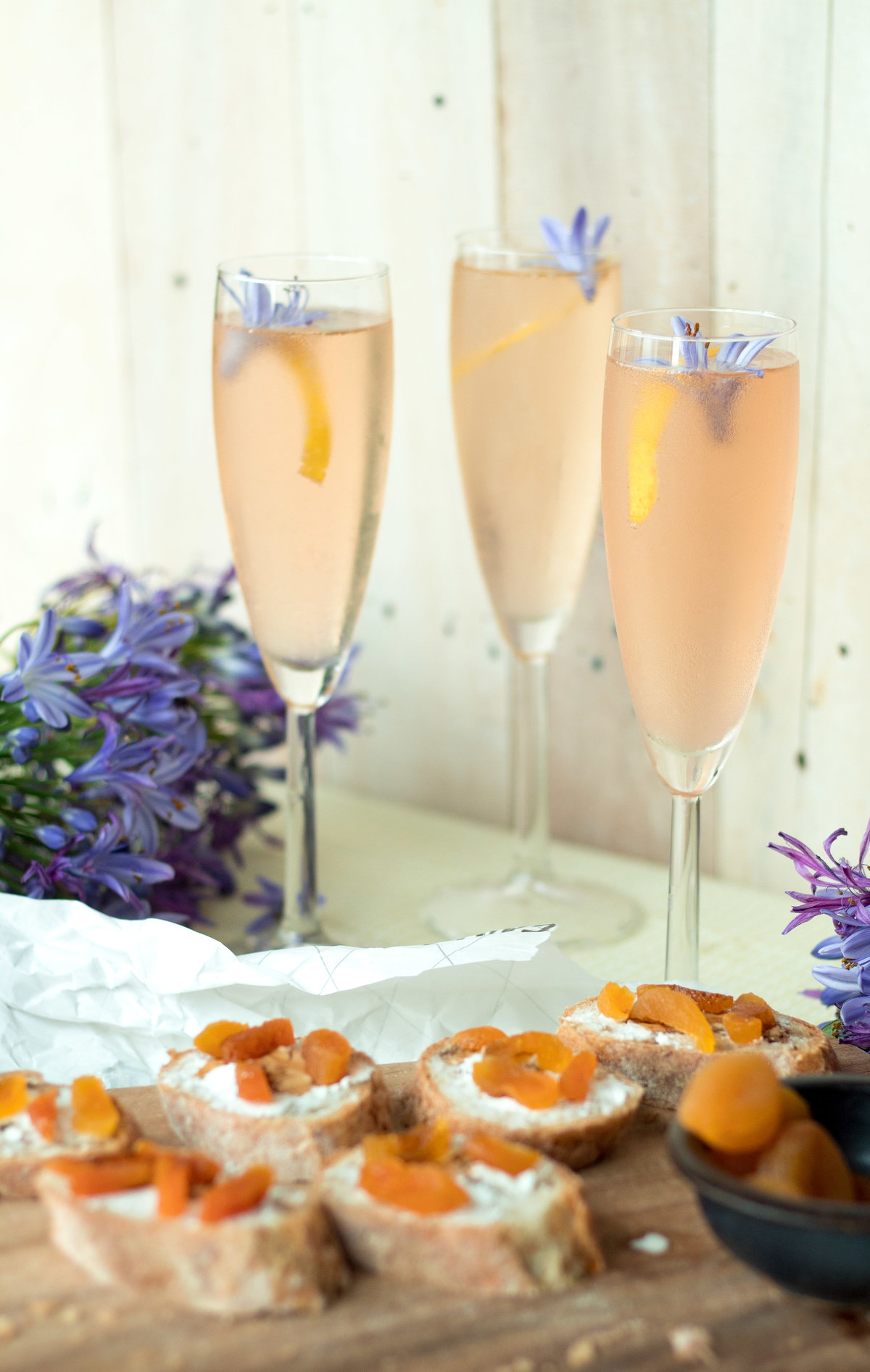French 75 and Apricot Crostini (5 of 7)