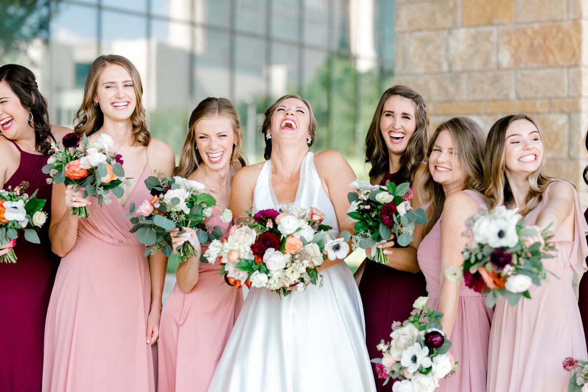 Kaylee & Michael's Wedding at Watermark Community Church | Dallas Wedding Photographer | Sami Kathryn Photography-81