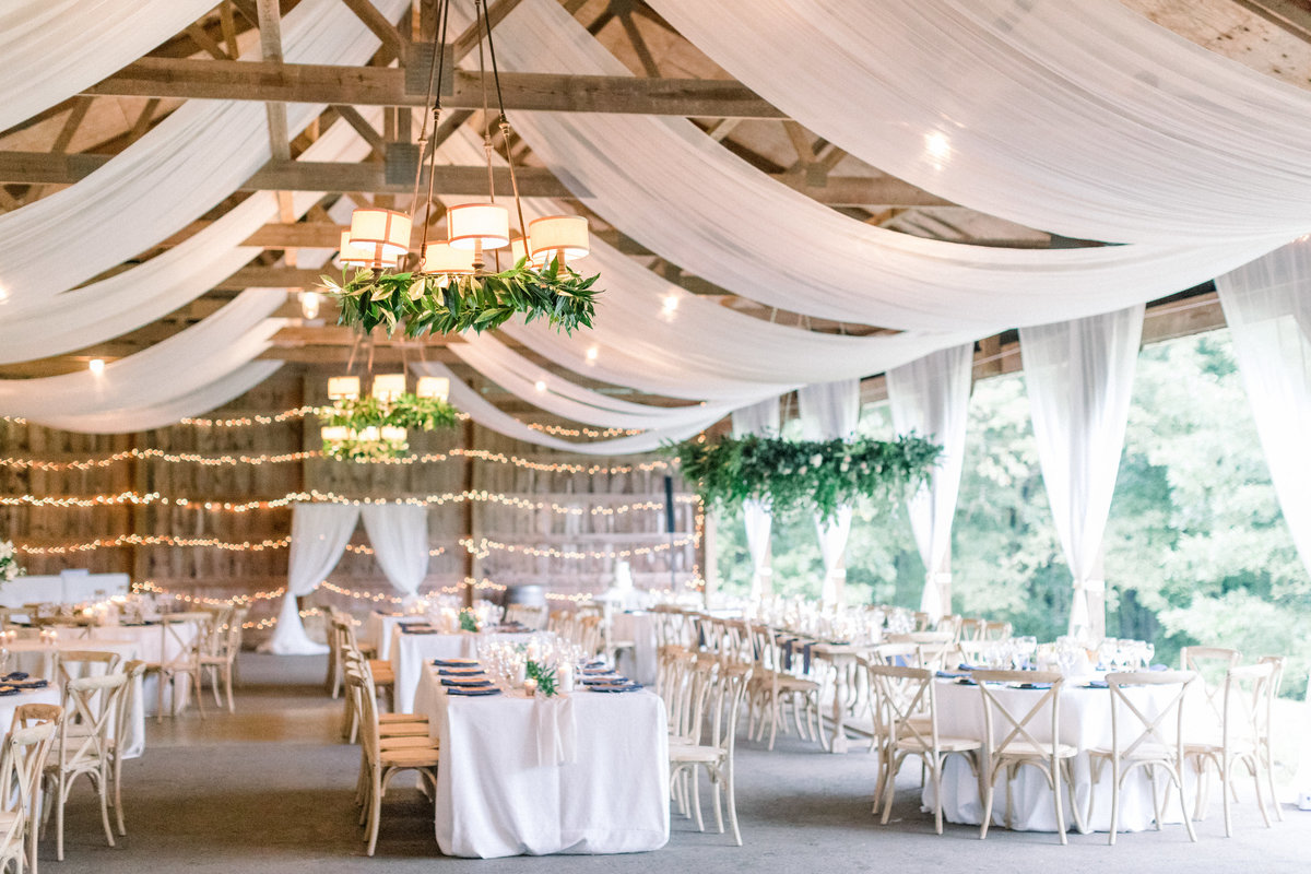 Beautiful barn wedding planned by columbus ohio wedding planner sirpilla soirees