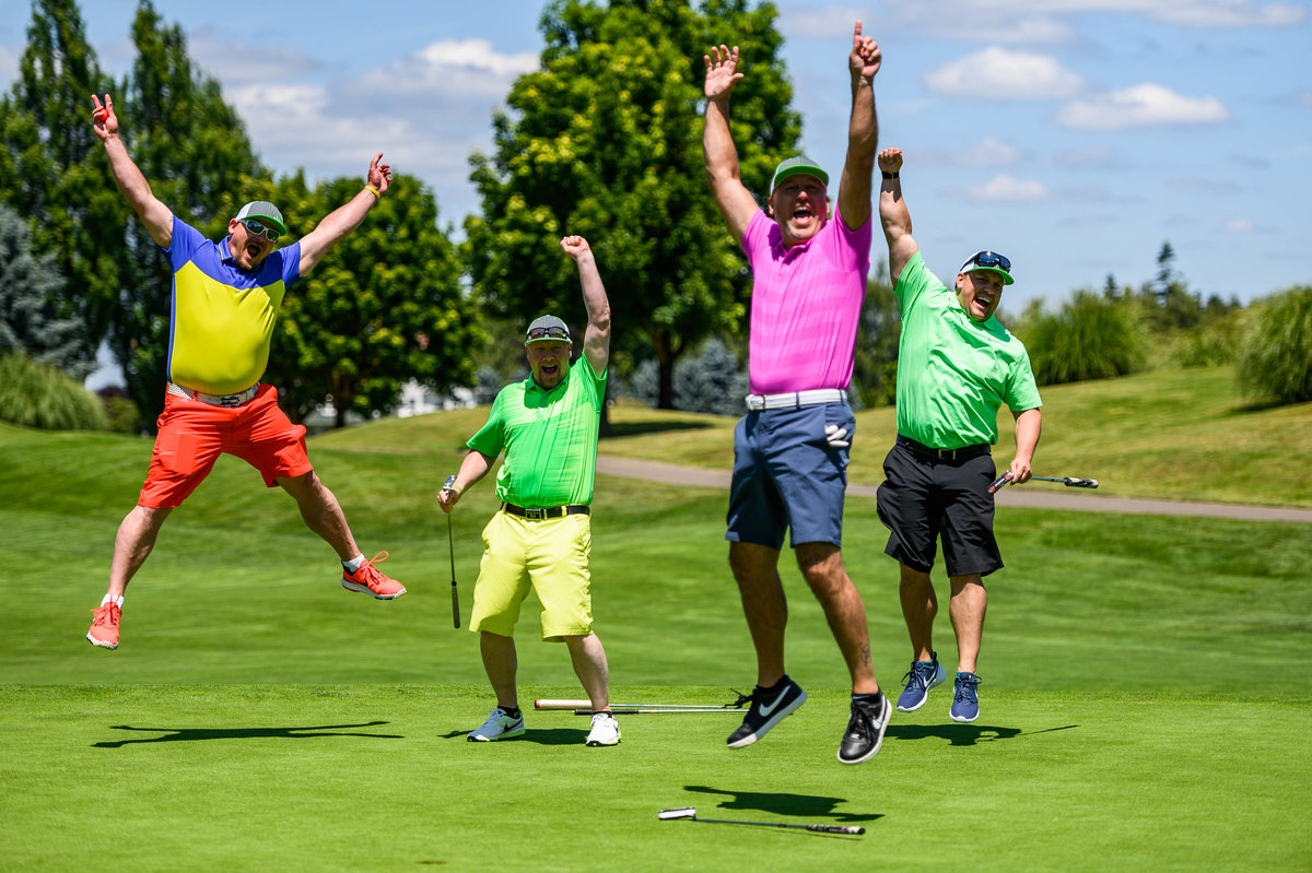 Best-Golf-tournament-photography-in-Seattle-Area