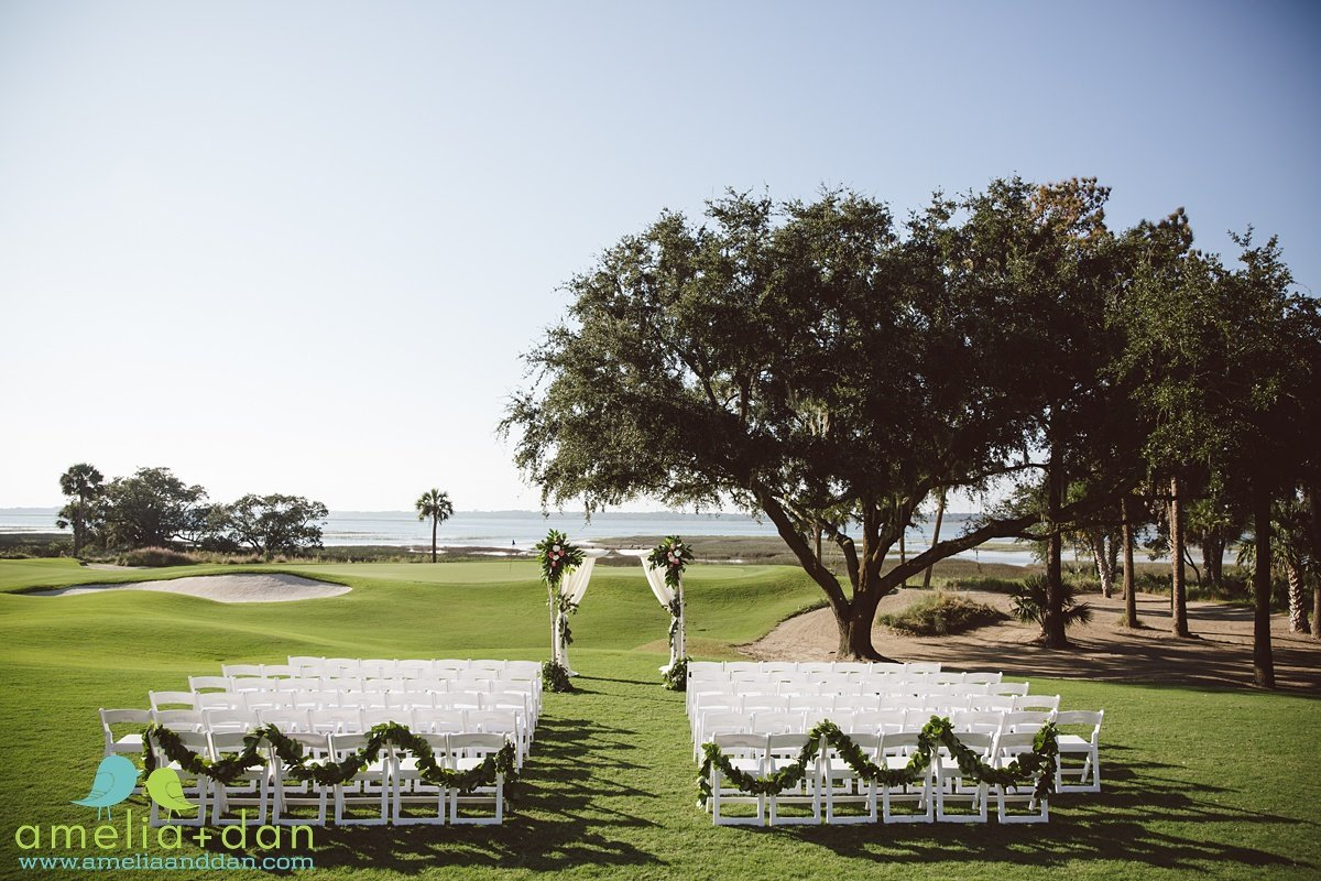 Maxie and Ryan River Course wedding on Kiawah Island in Charleston SC wedding photography by amelia and dan -0196