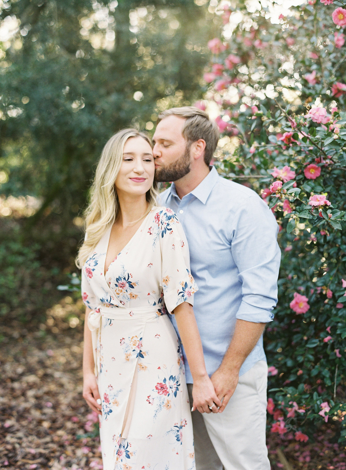 Bok_Tower_Garden_Film_Fine_Art_Engagement_Session-5