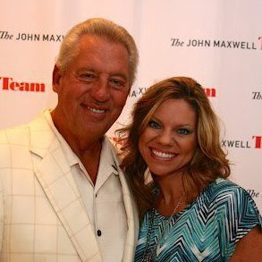HEATHER CRIDER WITH JOHN C MAXWELL