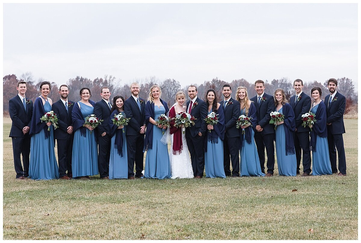 Magical Winter Wedding photo by Simply Seeking Photography_1188