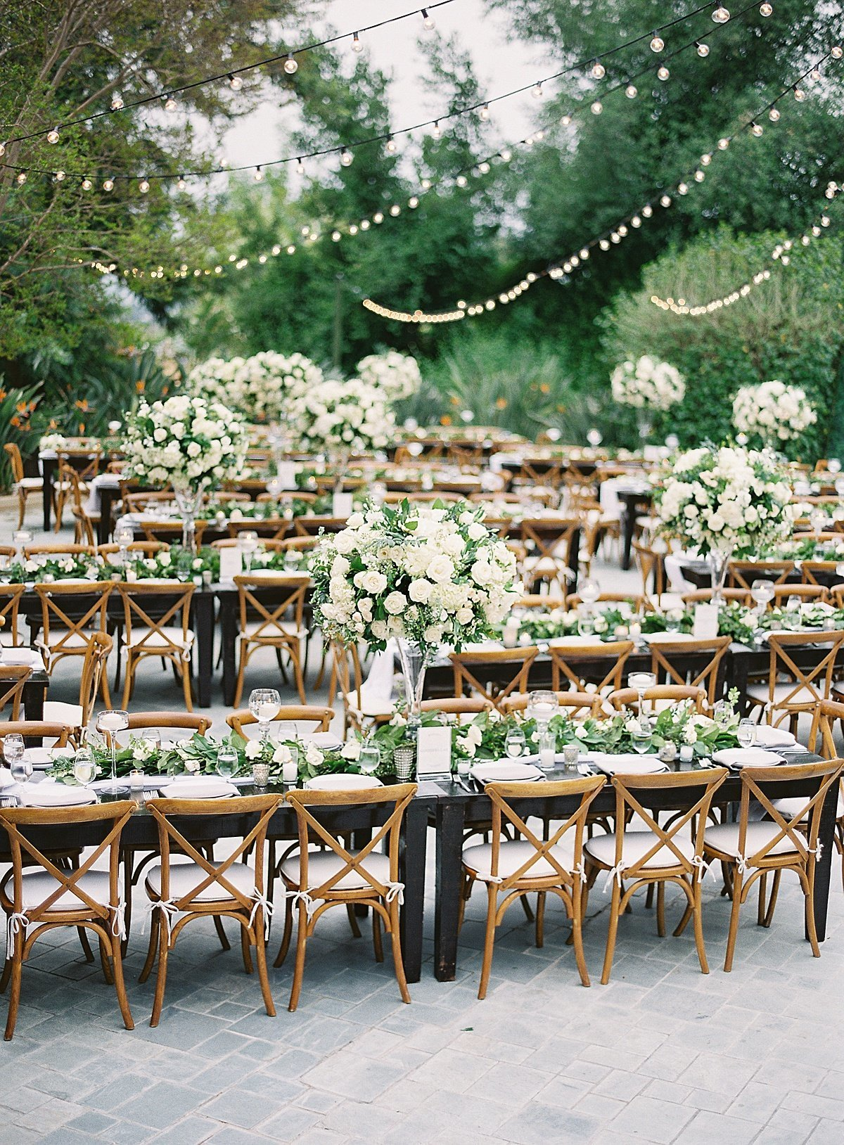 Posh Peony Newhall Mansion Piru Lush White Floral and Greenery Wedding_0003