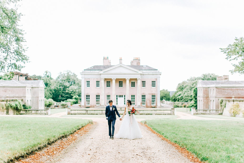 Luxury Country House Wedding Venue Hampshire, UK, Hale Park - Country House Wedding Planner