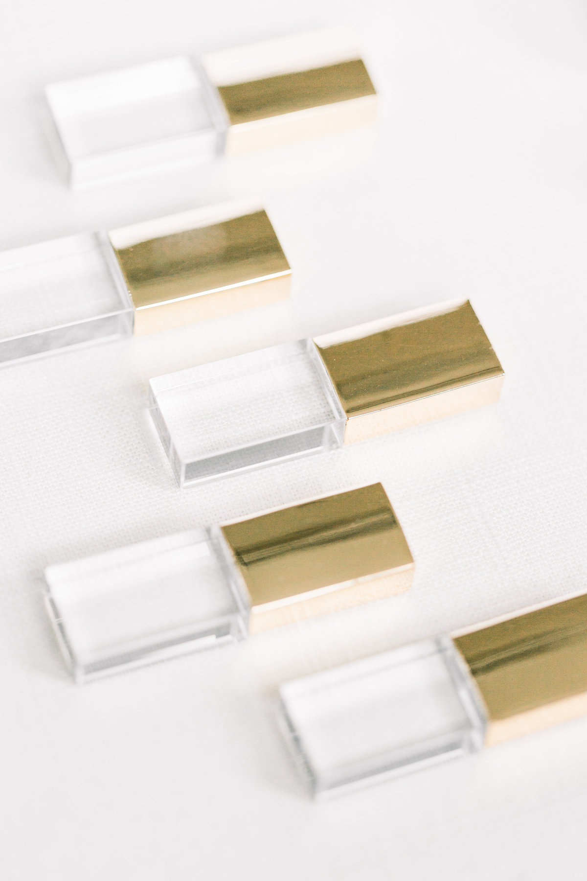 Gold Crystal USBs
