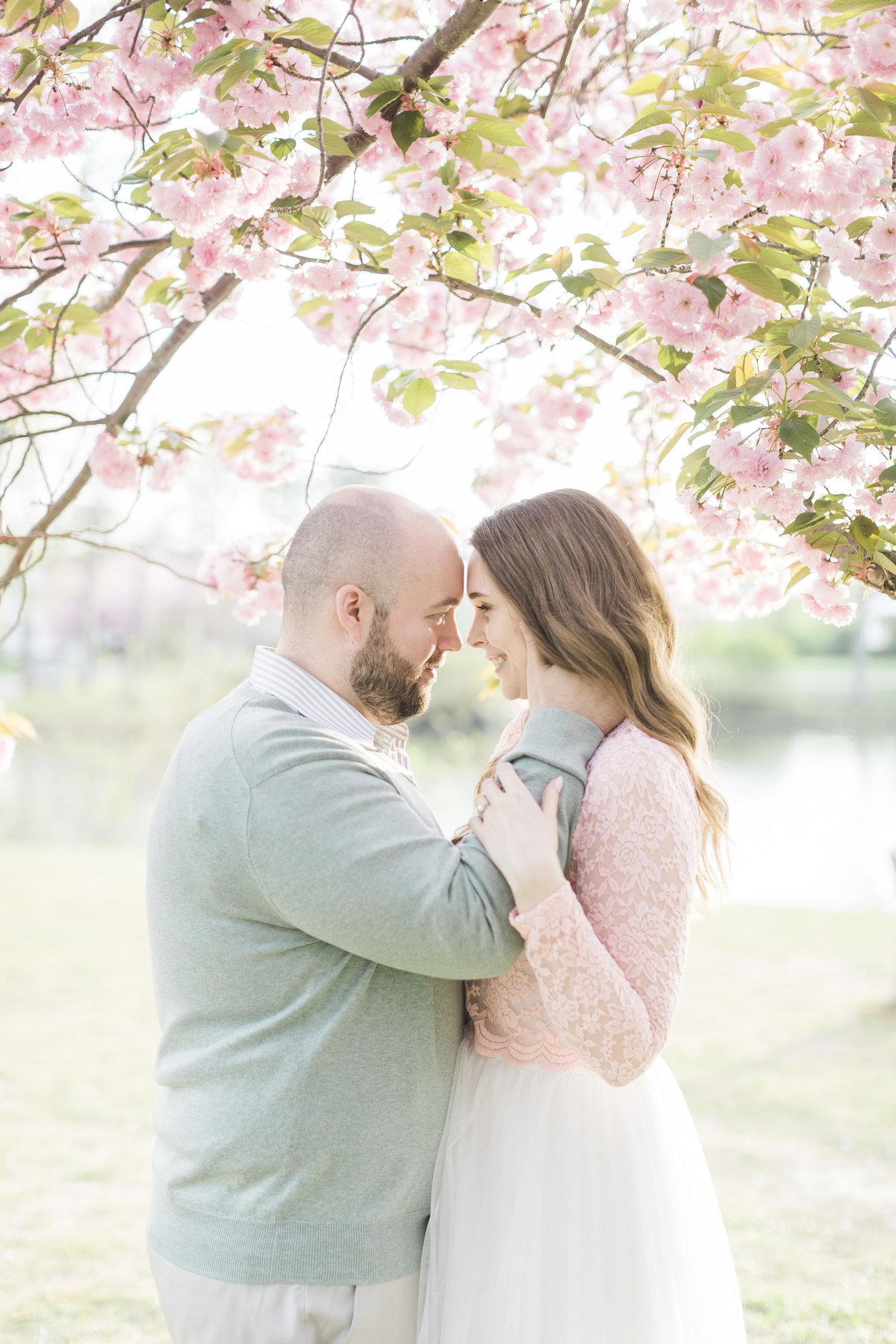 Spring Lake Engagement Photographer