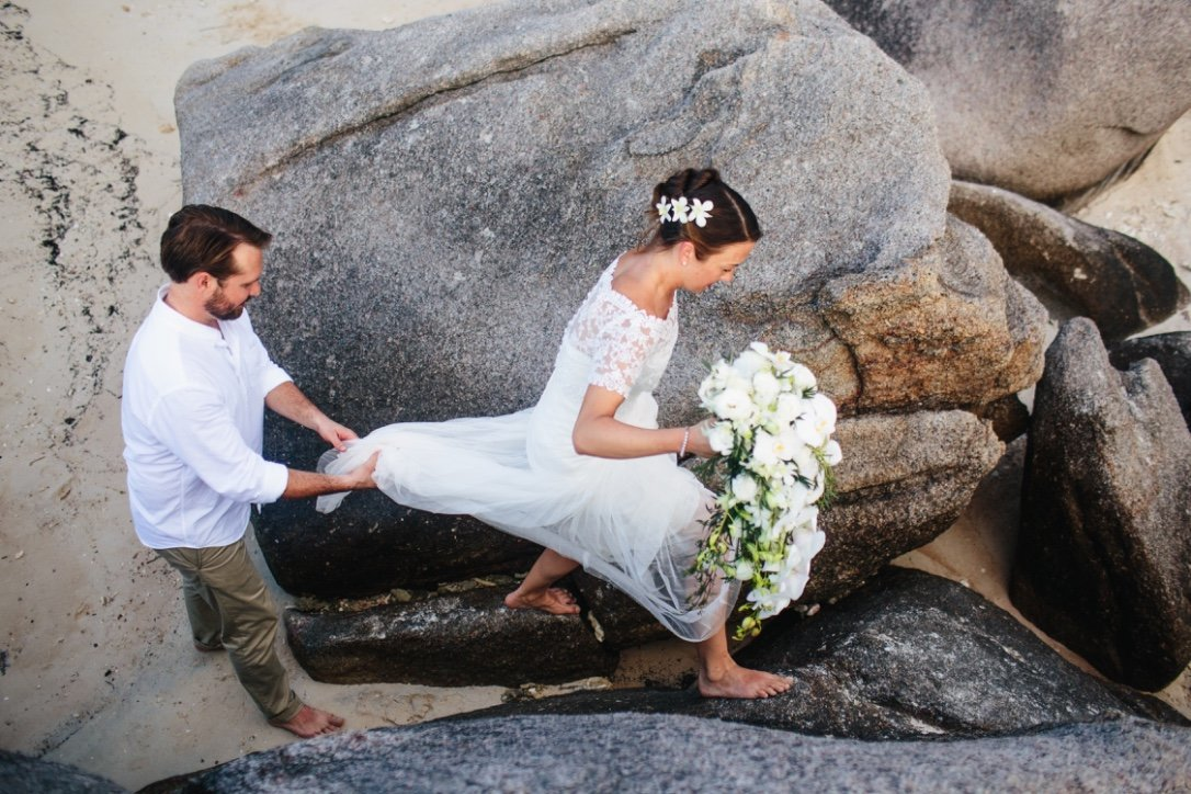 Koh Tao Wedding Thailand  | Forever Lovestruck | N&J_17