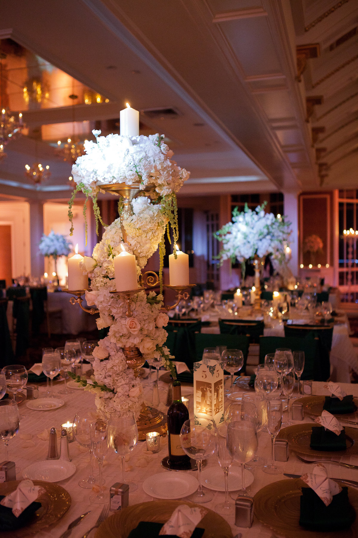 Westmount Country Club Wedding NJ Wedding Planner Emerald Green 19