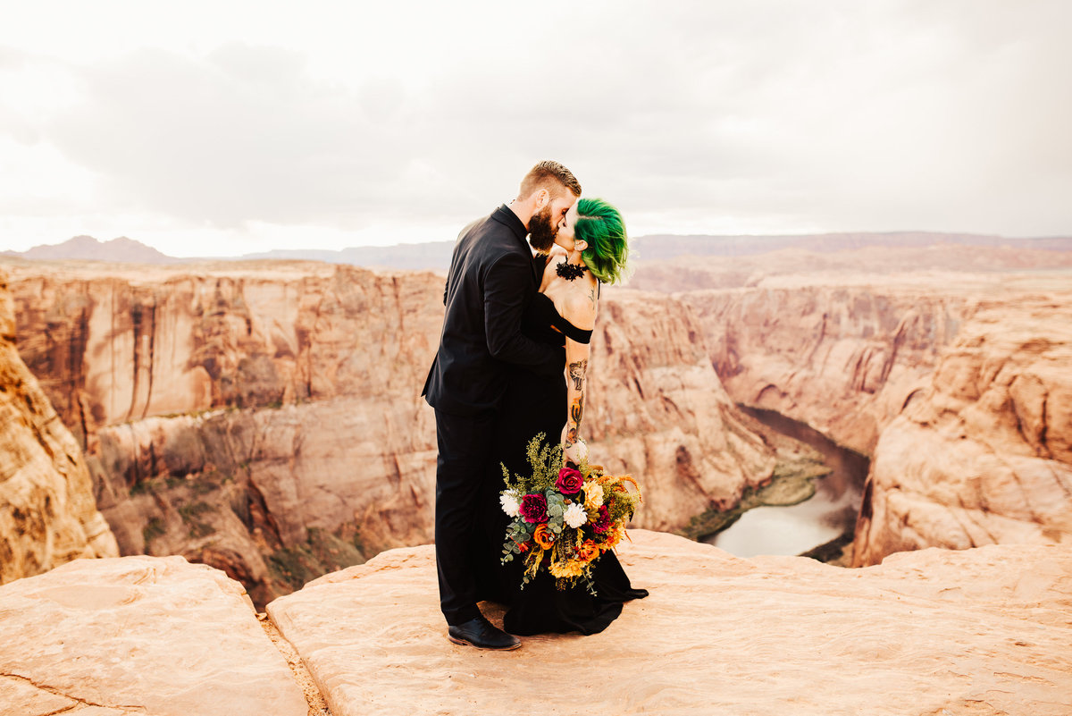Horseshoe Bend Elopement-308