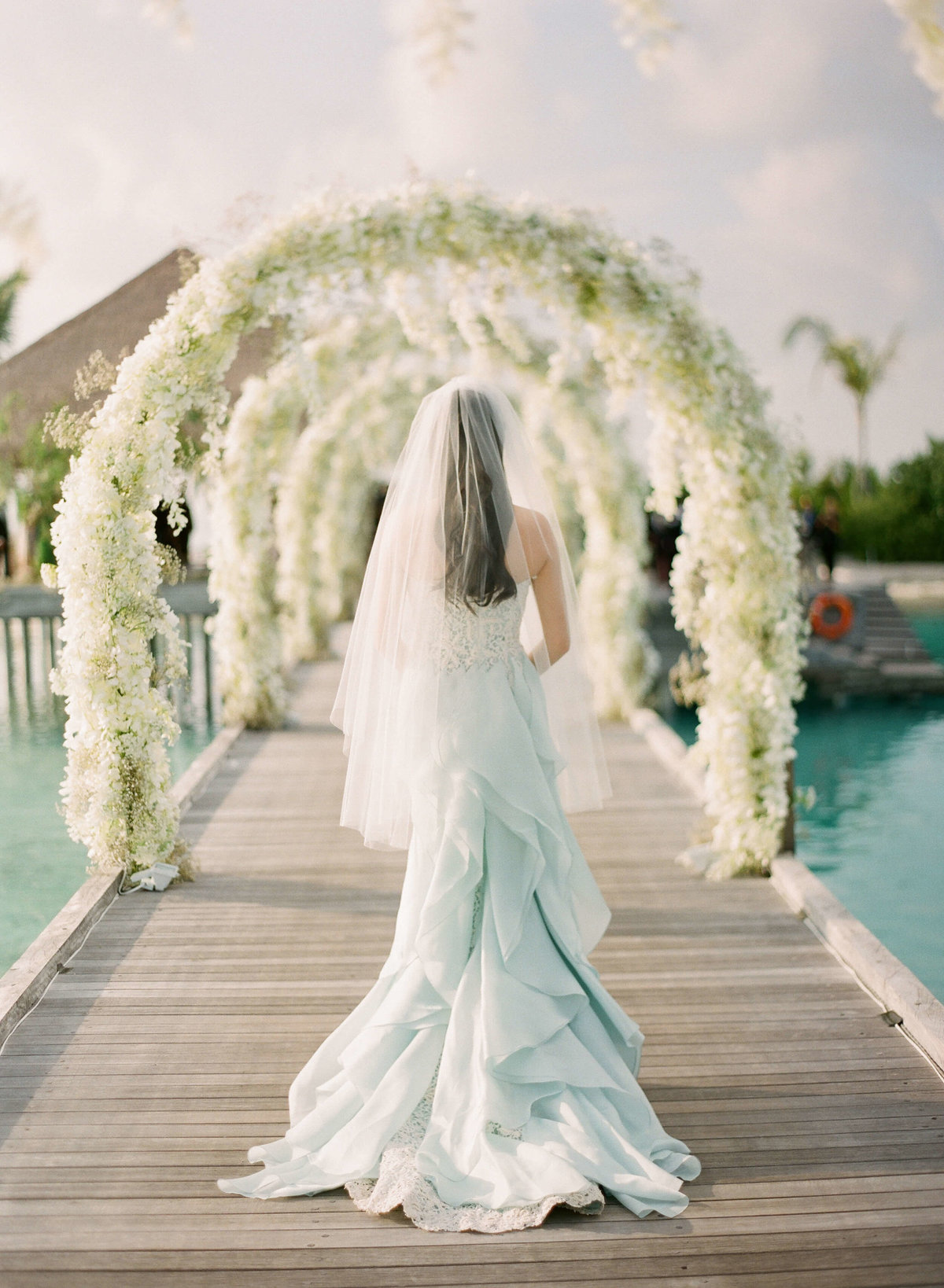 55-KTMerry-destinationwedding-bride-processional-Maldives