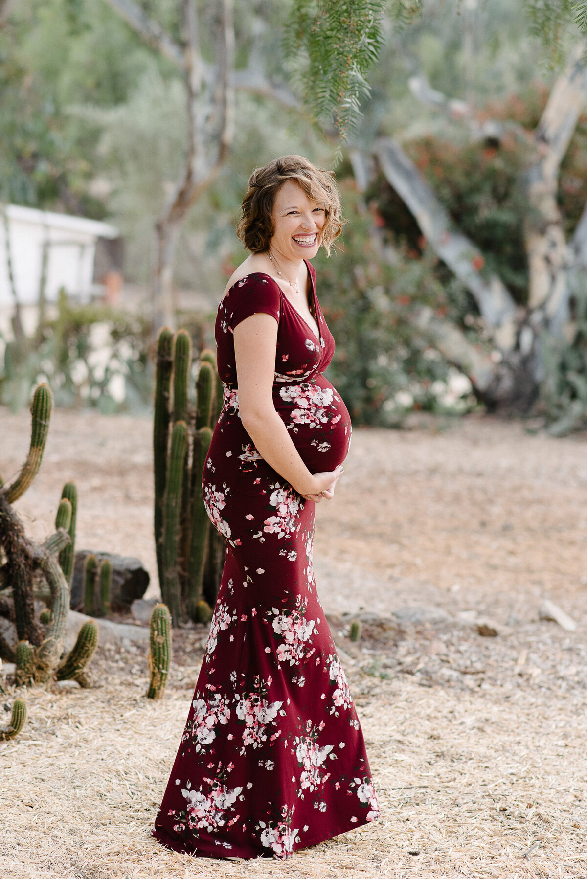 Carlsbad Maternity Session-7
