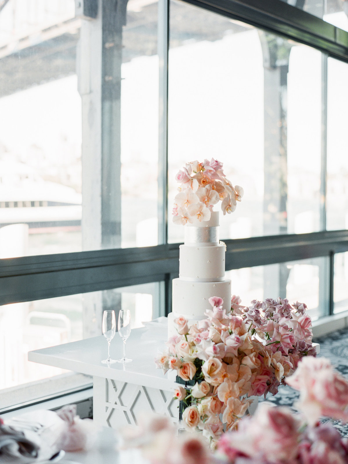 luxurious waterfront sydney pier one wedding jack stephanie0058