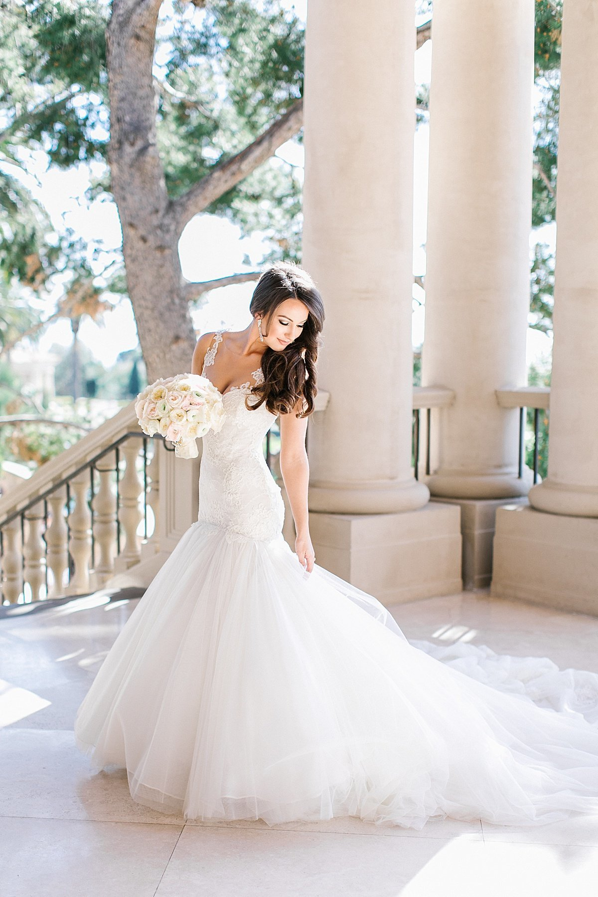 Posh Peony Pelican Hill Newport Beach Blush Glam Wedding_0009